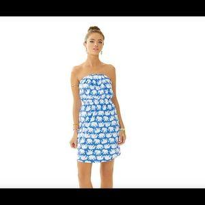 Lilly Pulitzer Windsor Pima blouson dress XS